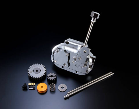 MB001-004A ............ Reverse Gear MAMBA, 2007 - 2012 H-D 6-Speed Hydraulic Clutch, Monoblock Style (except Softail Model)