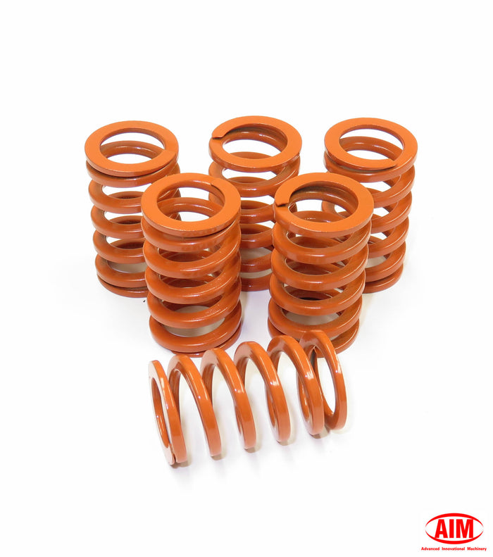 Clutch Coil Spring Kit, Hard, 70lbs (Orange) for CF2