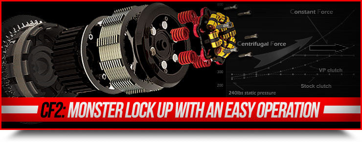 CF2: Monster lock up with an easy operation