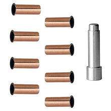 Load image into Gallery viewer, LEDAUT Door Hinge Roller Pin Door Hinge Pin and Bushing Repair Kits for 1999-up GMC Sierra Chevrolet Silverado Chevy Truck SUV