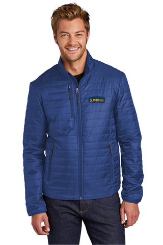 Men's Packable Puffy Jacket