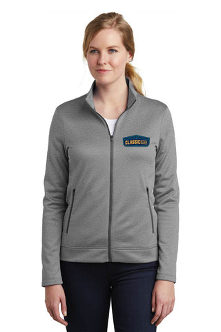 Ladies Nike Full Zip Fleece