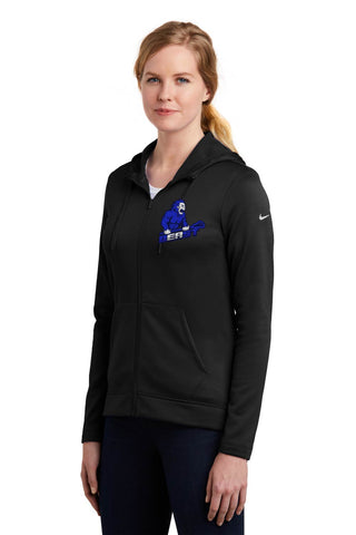 Nike Ladies Full Zip Fleece