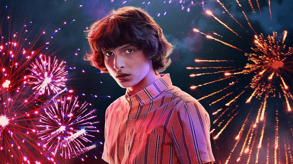mike wheeler strangers things
