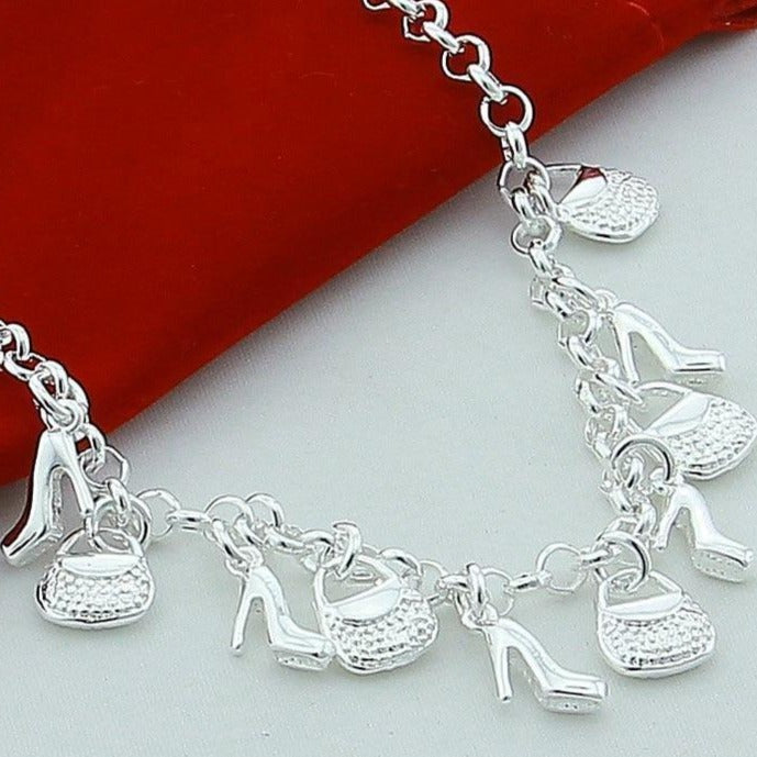 Bracelet Breloque Charms