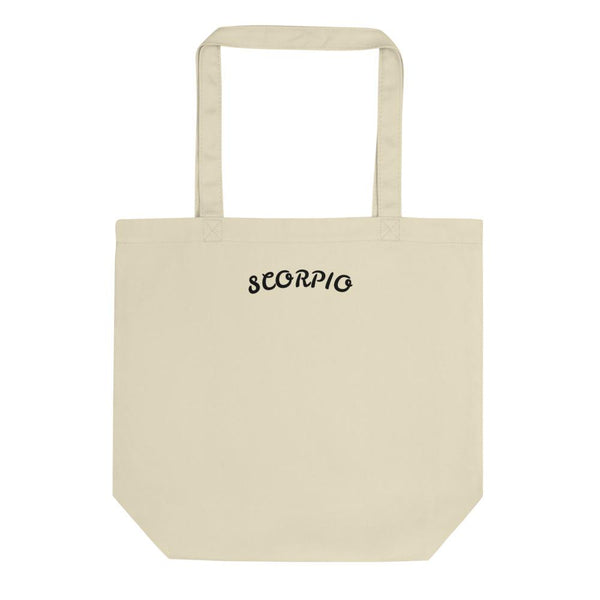 Tote Bag Signe Astrologique Scorpio