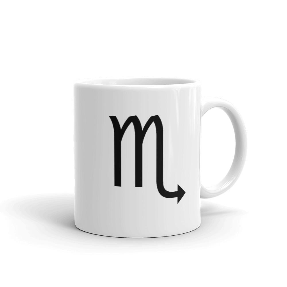 Mug Signe Astrologique Scorpion