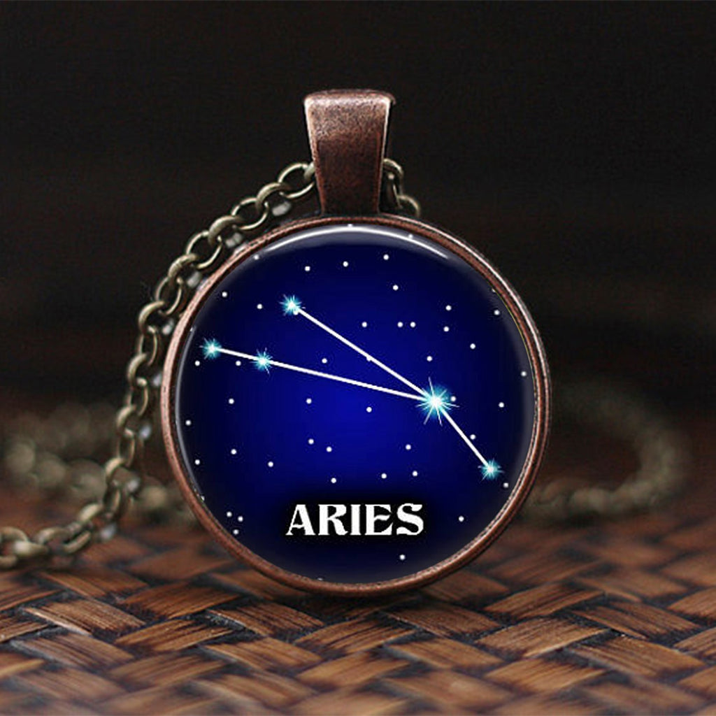Collier Signe Du Zodiaque Scorpion Constellation