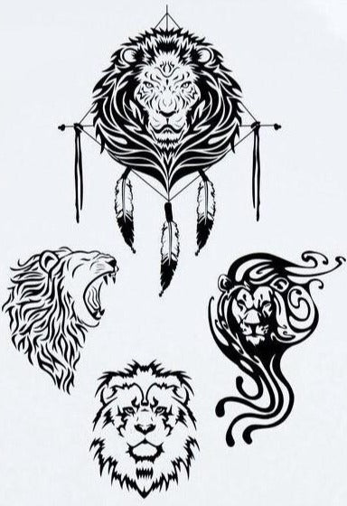 Tattoo Signe Astrologique Lion