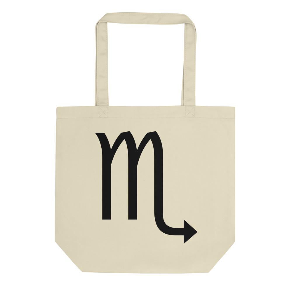 Tote Bag Signe Astrologique Scorpion