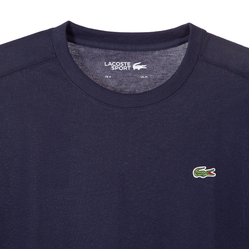 T-shirt basic navy Lacoste 2021