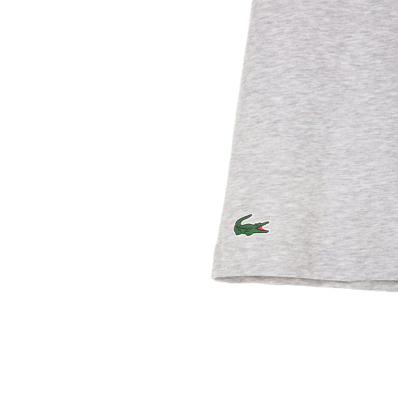 T-shirt grey grafica 2021 Lacoste