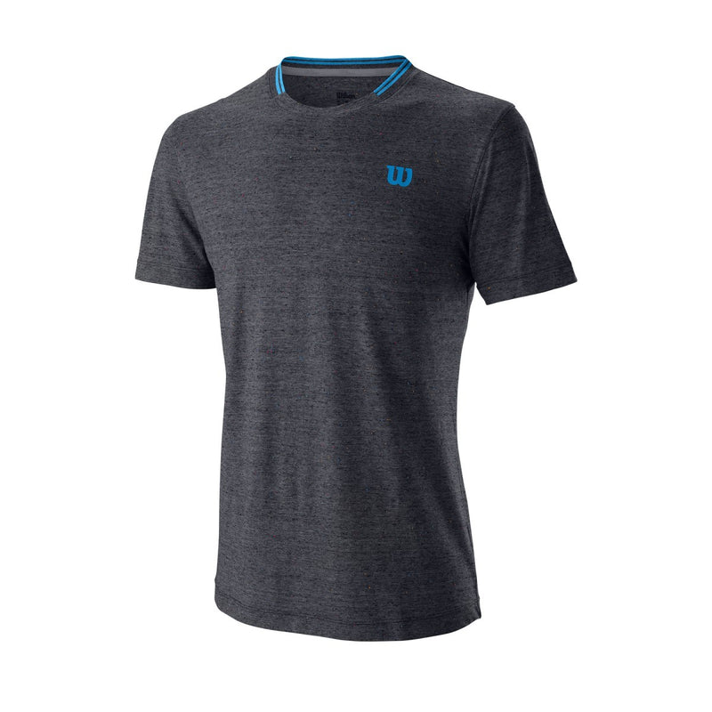 Wilson Competition Flecked Crew Grey