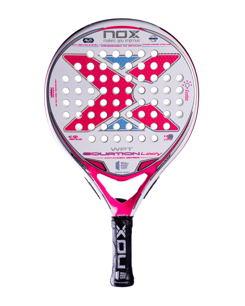 Pala Equation Lady World Padel Tour Nox 2021