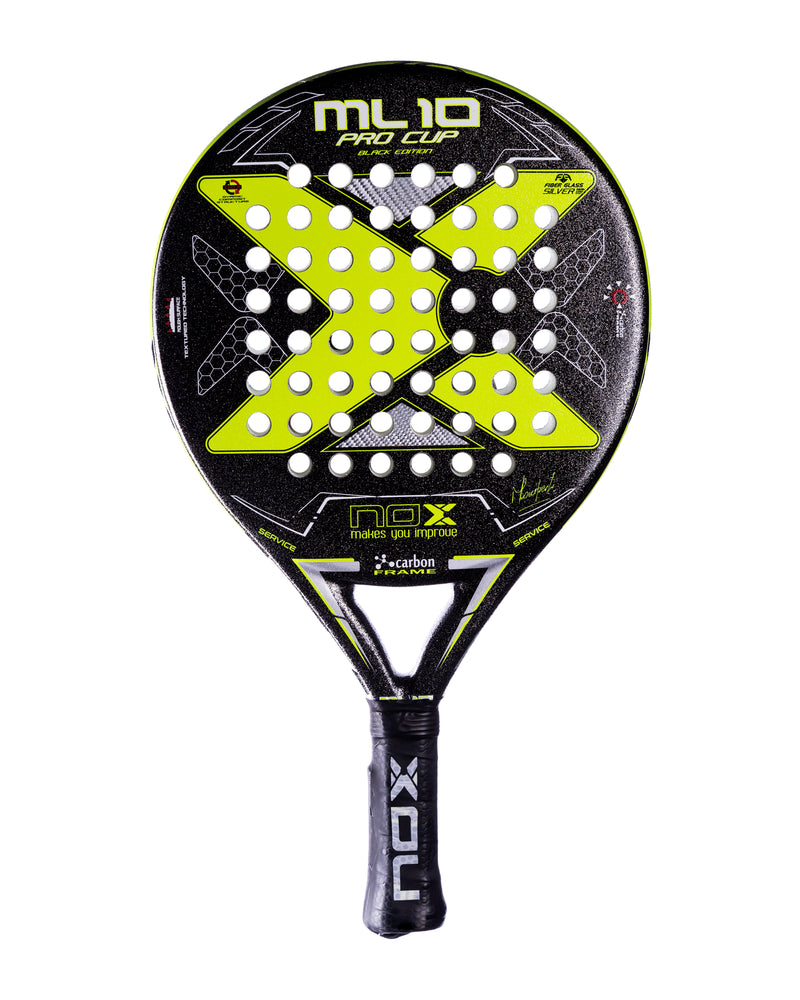 Pala ML10 Pro Cup Rough Surface Nox 2021
