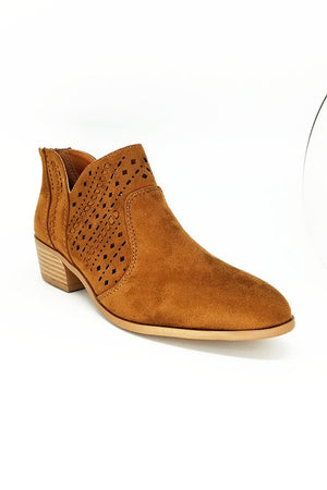 Emerge Bootie (Chestnut)