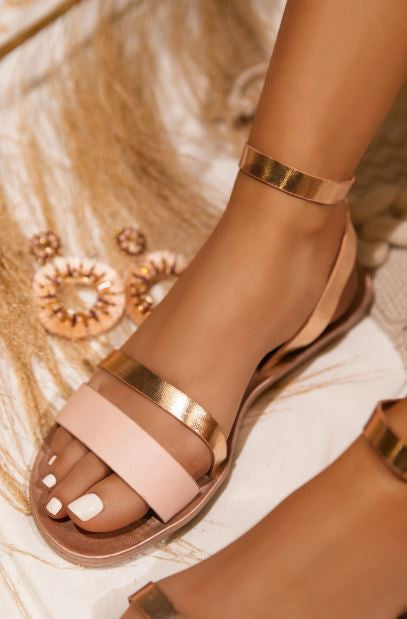 Moondance Sandal (Rose)