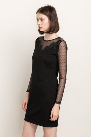 Yoke Point Dress