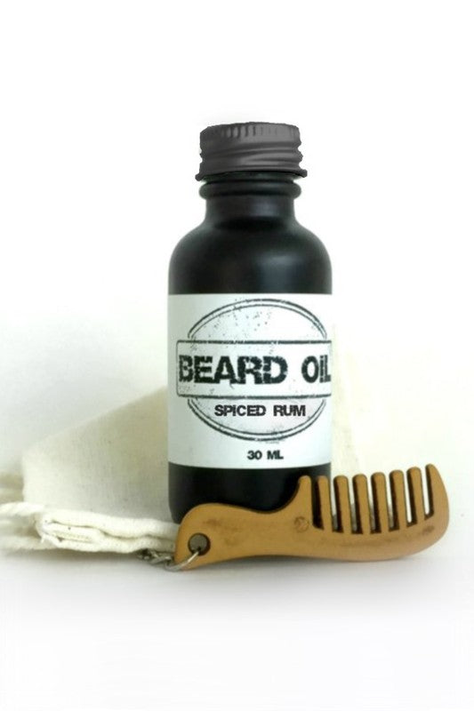 Beard Oil (Spiced Rum)