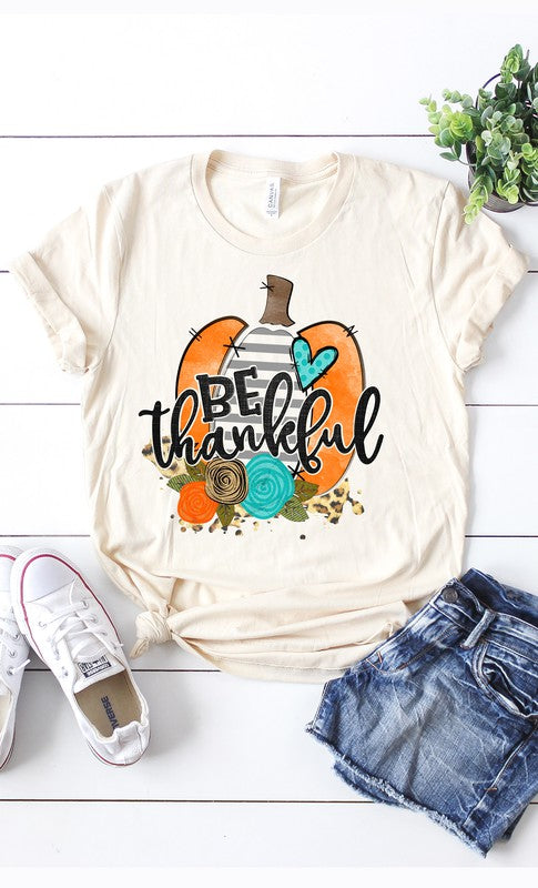 Be Thankful Tee