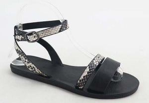 Moondance Sandal (Black)
