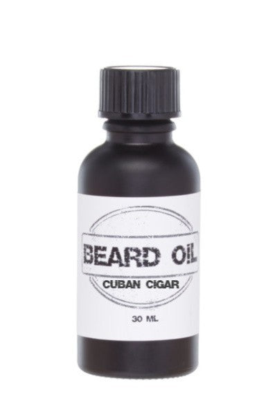 Beard Oil (Cuban Cigar)