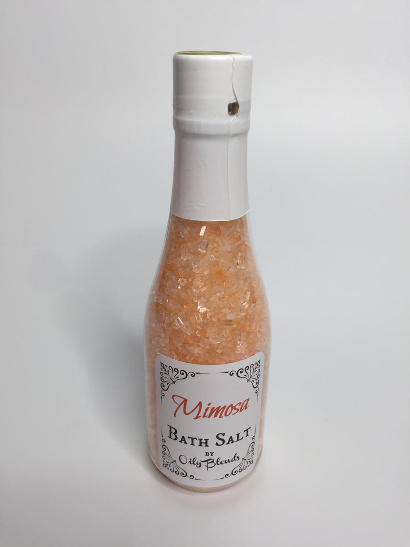 Wine Scented Bath Salts (Mimosa)