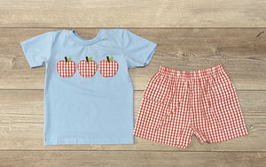 BS Apple A Day Short Set