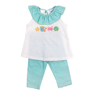 BB Seashore Capri Leg Set