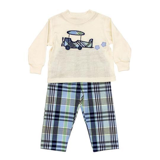 BB Airplane Pant Set