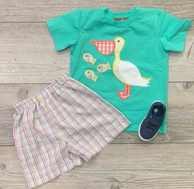 MJ Seagull Short Set