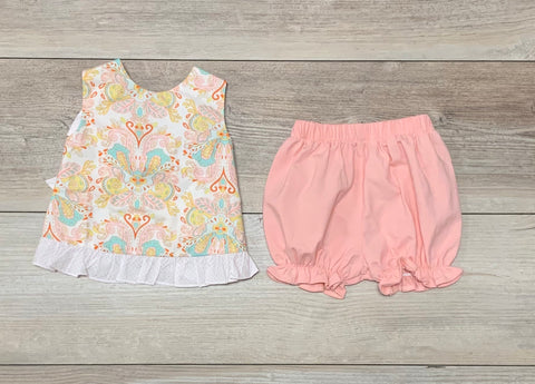 TS Summer Delight Bloomer Set