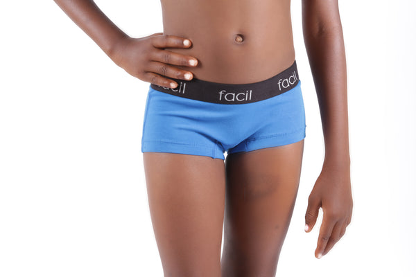 Girl's boxer shorts