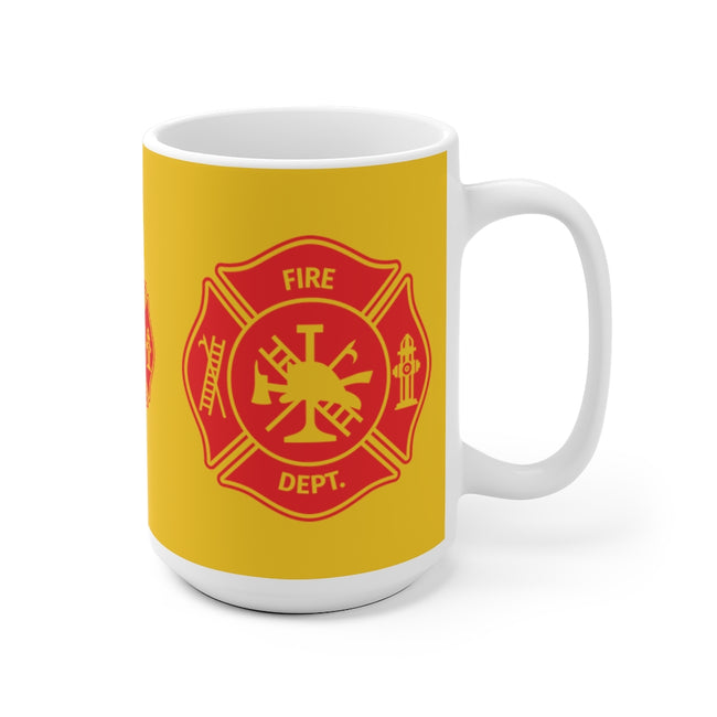 FF Logo Ceramic Mug in 11oz or 15oz sizes