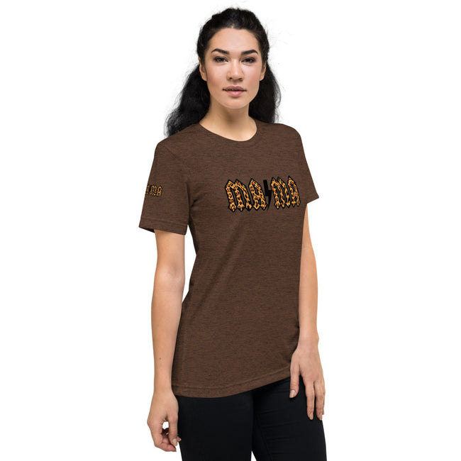 =MA/MA Short sleeve t-shirt w/Logo on Chest and Sleeves - MY TEE USA