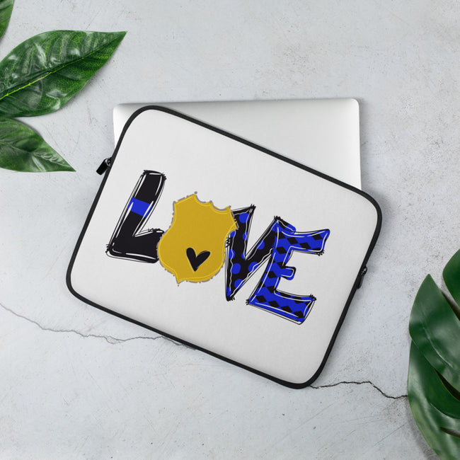 Love Laptop Sleeve - MY TEE USA