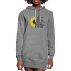 Plant Seeds Women's Hoodie Dress w/Logo on Chest and Back - MY TEE USA