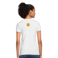 Plant Seeds Women's T-Shirt w/Logo on Chest and Back - MY TEE USA