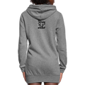 =Strong as a Mother Women's Hoodie Dress w/Logo on Front and Back - MY TEE USA