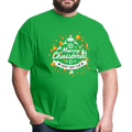 Merry Christmas n Happy New Year Unisex Classic T-Shirt w/Logo on Chest - MY TEE USA