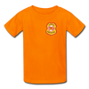 Jr FF Badge Kids' T-Shirt - orange