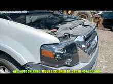 Load and play video in Gallery viewer, 09-14 Ford Expedition 5.4L Engine 3 Valve V8 Fits F-150 & Navigator ABC Orlando Junkyard