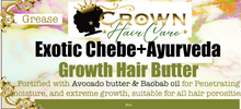 Load image into Gallery viewer, Bundle Exotic Chebe+Ayurveda Butter and leave in