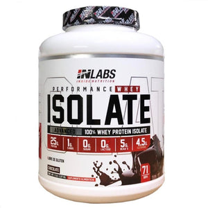 ISOLATE WHEY PROTEIN 5 LBS INLABS NUTRITION - SDM Suplementos Deportivos