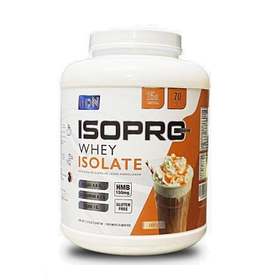 ISOPRO ADVANCED WHEY ISOLATE BDN 5LBS