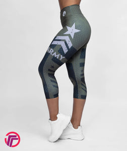 LEGGINGS DEPORTIVO ARMY TFIT PRO