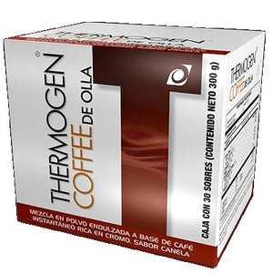 THERMOGEN COFFEE OLLA CAJA 30 SOBRES OMNILIFE