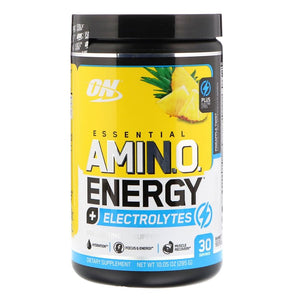 AMINO ENERGY + ELECTROLYTES 30 SERV OPTIMUM NUTRITION