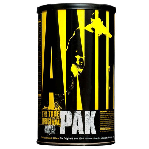 ANIMAL PAK 44 PACKS UNIVERSAL NUTRITION - SDM Suplementos Deportivos