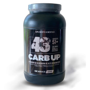 CARB UP 4 LBS CARBOHIDRATOS 43 SUPPLEMENTS